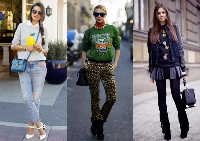 Модний одяг для підлітків. Модні тенденції в одязі для дівчаток ... 8a56ff0078ee2
